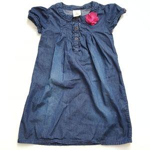 Wonderkids dress, girl's dress size 5T.